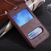 harga Samsung Galaxy J7 KLX Leather Flip Window Book Cover Casing Case Kulit Tokopedia.com