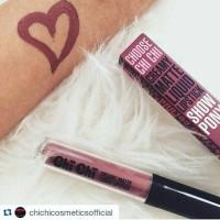 Chi Chi Creamy Matte Liquid Lipstick In Show Pony