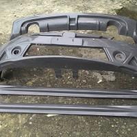 Bodykit Honda Civic FD Mugen RR - Plastic ABS (Grade B)