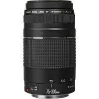 Lensa Canon EF 75-300 f4-5.6 lll / Lensa Tele Canon Slr
