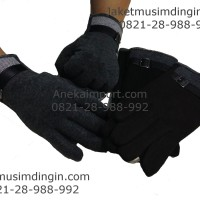 Sarung Tangan Musim Dingin Pria / Gloves Winter For Men 404
