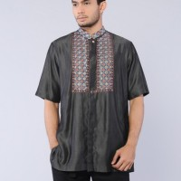 Baju koko muslim pria murah gaul trendy islami itang yunasz