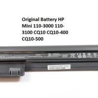 Jual Baterai Original HP Mini CQ10 Hp Mini 110-3000 Hp Mini 11-500 B