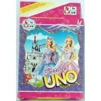 MAINAN KARTU UNO BARBIE / UNO GAME CARD KARAKTER ANAK