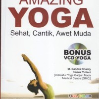 harga Amazing Yoga Sehat, Cantik, Awet Muda Tokopedia.com