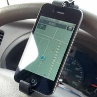 Penjepit Gadget di Setir Mobil