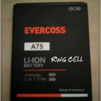 Baterai / Battery Evercoss A75 Original