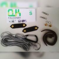 harga Set S Falconry Burung Hantu Celepuk Alap Kestrel Dll Tokopedia.com