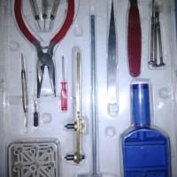 harga Alat Service Jam Tangan tool tools Kit full set pemotong rantai Tokopedia.com