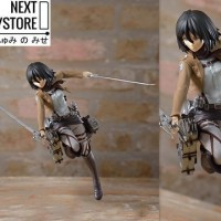 [Figure Anime] Sega PVC Mikasa 3D gear ver (attack on titan / shingeki