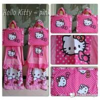 Mukena Anak Hello Kitty size S (3-4th)