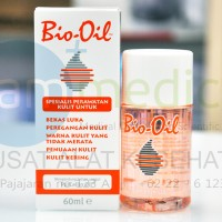 BIO OIL Perawatan Bekas Luka / Stretch mark @60 ml