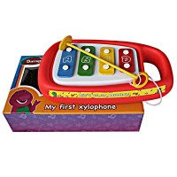 Mainan Bayi Anak BARNEY MY FIRST XYLOPHONE