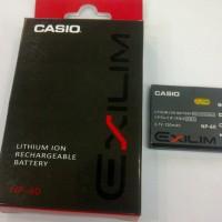 batre atau baterai casio np-60