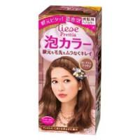 Liese Prettia Bubble Hair Color Rose Tea Brown