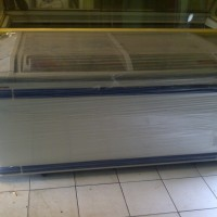 GLAS DOOR FREEZER (Second / Bekas)
