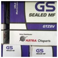 Aki GS ASTRA Otoparts GTZ8V CBR250, KLX, R25
