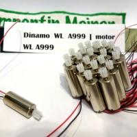 dinamo rc car WL A999 motor WL A999 spare part motor WL car A999