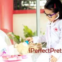 Harga jas dokter untuk anak uk 8 8 9 thn baju dokter cilik tangan | antitipu.com