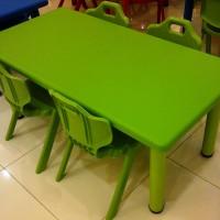 harga Meja belajar anak persegi panjang terbuat dari serat plastik Tokopedia.com