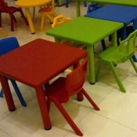 harga Meja Belajar Anak Kotak Terbuat Dari Serat Plastik Tokopedia.com