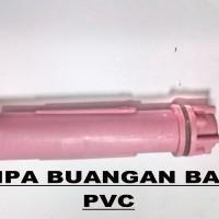 Harga Pipa Buangan Bak Kamar Mandi PVC plastik | WIKIPRICE INDONESIA