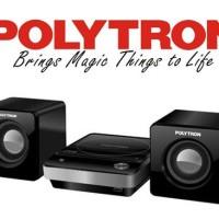 Polytron Mini Home Theater DTIB 3300G