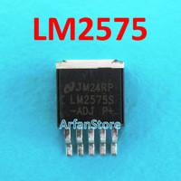 Chip LM2575 Chipset LM2575S DC Adjustable Buck Converter TO-263 ADJ