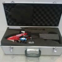 Skyartec Wasp X3V 6ch 3-AXIS Flybarless 2.4GHz RTF (Aluminium Case