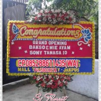Bunga Papan Ucapan Congratulations Berkualitas