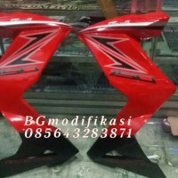 harga half fairing all new cb150r model ninja z250 Tokopedia.com