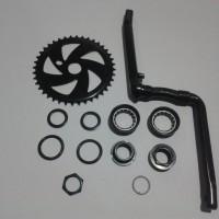 harga Crank set BMX FREE Tokopedia.com