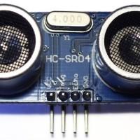 Sensor Ultrasonik HC-SR04 Arduino