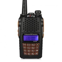 Radio Walkie Handy Talky HT BAOFENG POFUNG Dual Band 5W UV-6R
