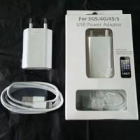 Travel Charger iPhone 5 / iPhone 6 / Tc Ipad KW