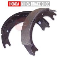 Nihon Brake Shoe Jazz Idsi/vtec Rear Honda Sepatu Rem Belakang
