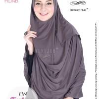 Jual Jilbab Panjang Syari Pashmina Instan Hijab Praktis Nuhijab PIN Turban Murah