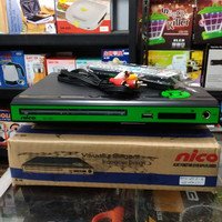 Dvd Player Nico Plus Usb Murah