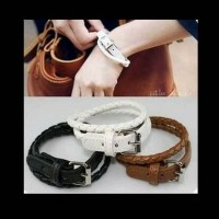 Gelang tangan Korea Vintage Girl Belt