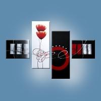 harga Lukisan Minimalis Kode MINI 2 | Lukisanku Tokopedia.com