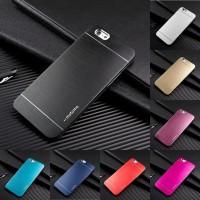 Case Motomo Brushed Metal iPhone 4, 4s - Hard Back Cover