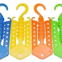 Magic Hanger / Hanger Portable Multifungsi / Gantungan Pakaian & Baju