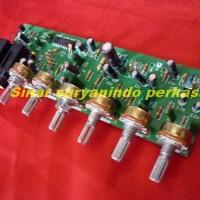 Kit Pre amp mic DER/ Rangkaian