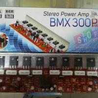 harga Power Amp ST BMX-300 + Protect Tokopedia.com