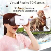 VR BOX Universal Virtual Reality 3D (Kacamata 3D)