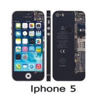 harga Garskin Iphone 5,5s,4,4s,6,6s All Smartphone Motif Bateri Bisa Custom Tokopedia.com