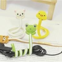 Penggulung Kabel Panjang Model Kartun Hewan