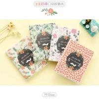 Season Flower Mini Pocket Notebook / Buku Tulis / Catatan / Memo Unik