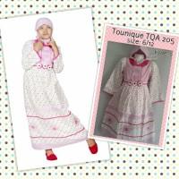tounique kidz tqa 205 - baju muslim anak