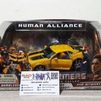 Action figure bumblebee transformers hasbro toys mainan